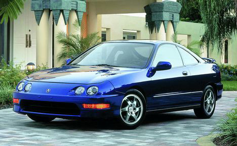 Фото Acura Integra Coupe